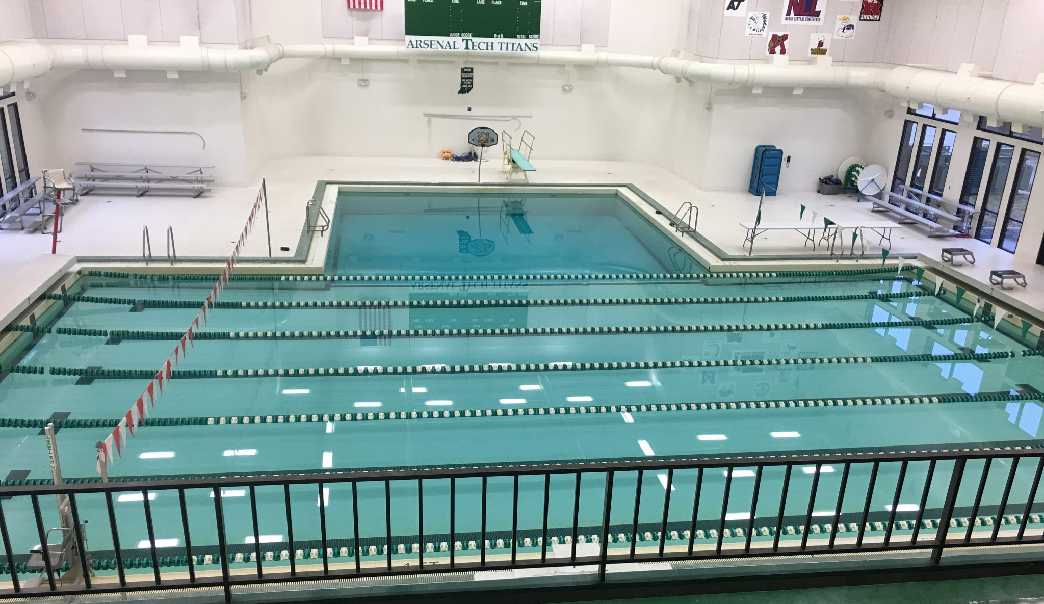 IPS Athletics Expands Girls Swimming Program