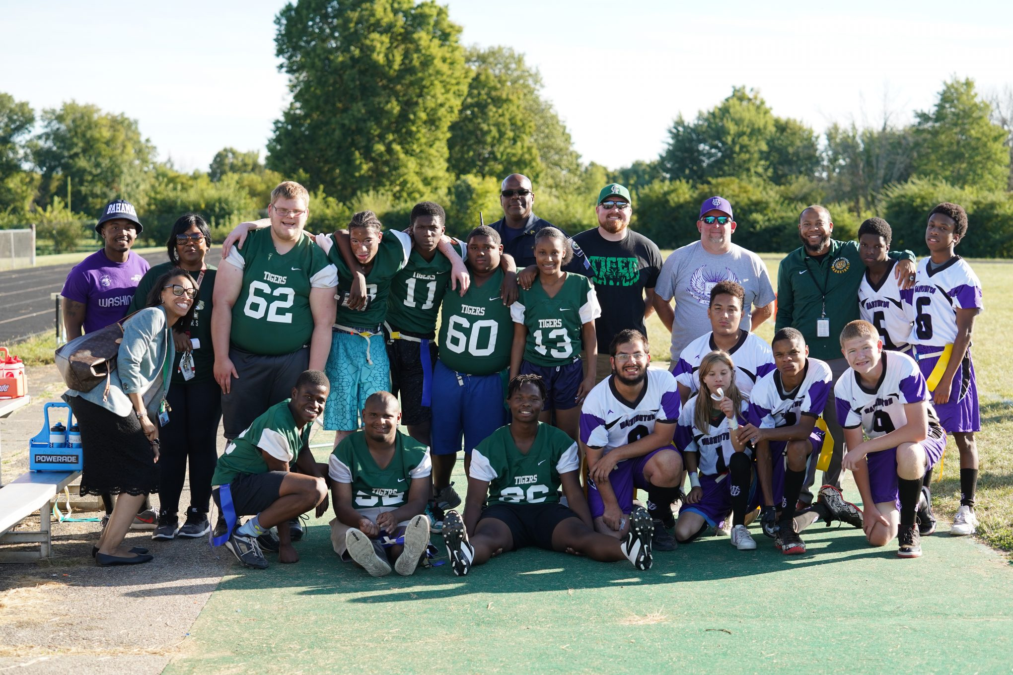 Unified Flag Football Debuts in IPS