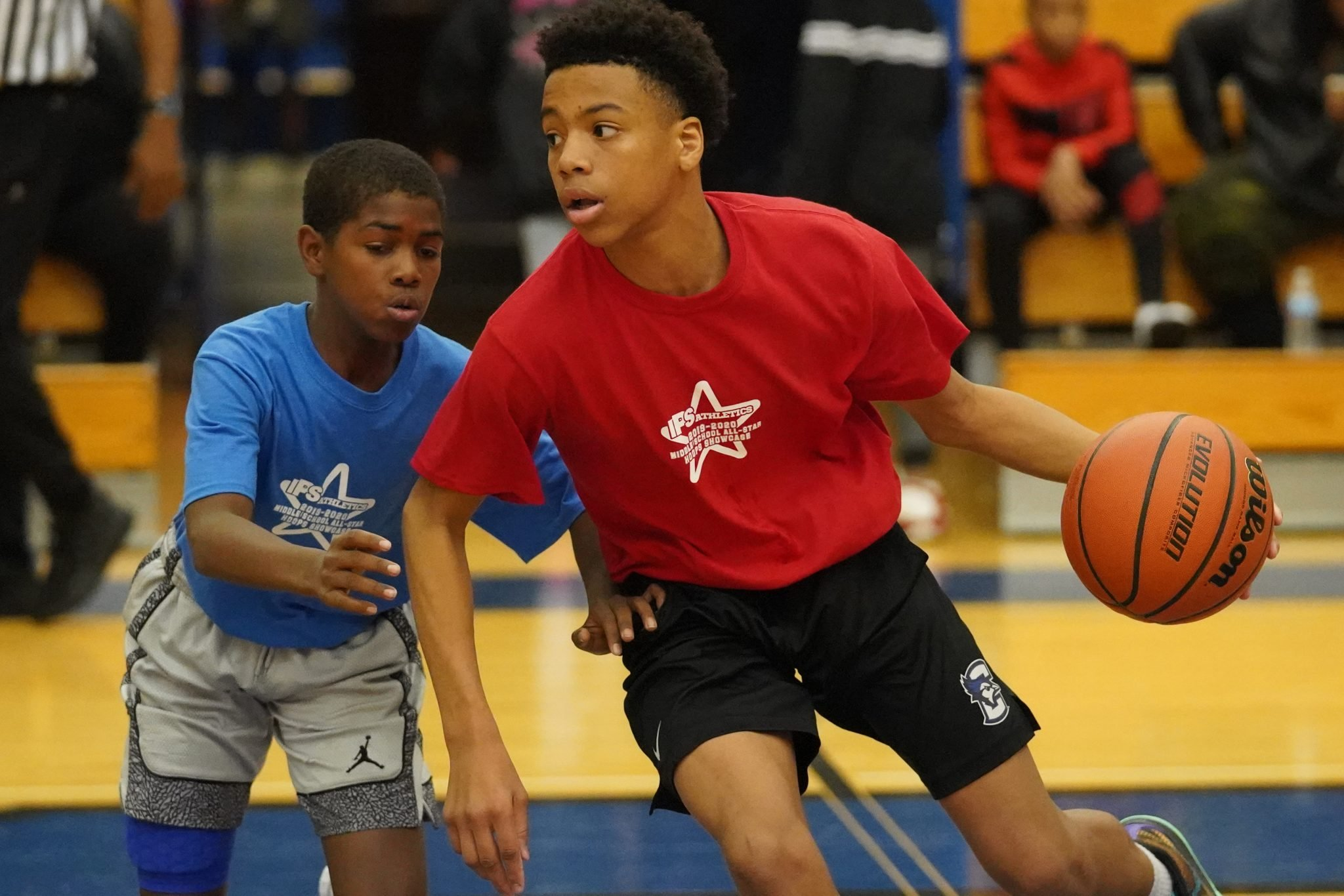 IPS Athletics Debuts Middle School All-Star Showcase w/ Boys Basketball