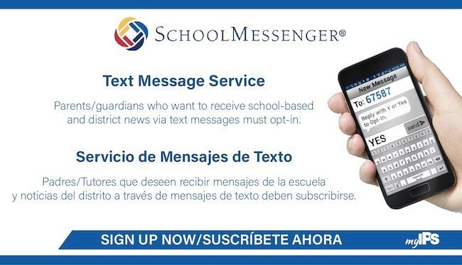 Information about School Messenger