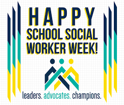 Happy Social Worker Week – March 8th – 12th