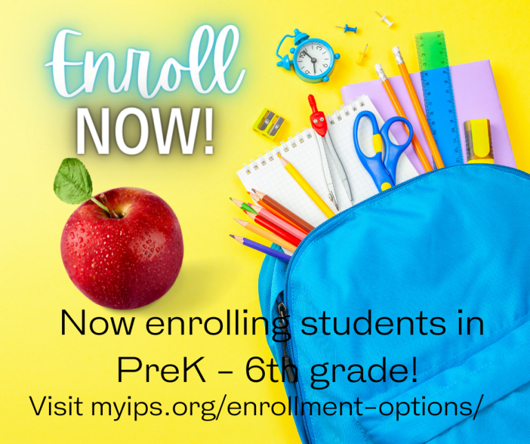 WELCOME BACK STUDENTS!                                     Enroll for the New School Year – 2021-2022