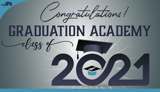 Congratulations grad academy