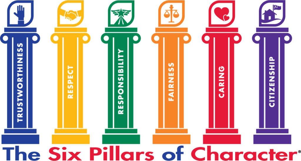 Pillars Of Character Responsibility James A Garfield School 31
