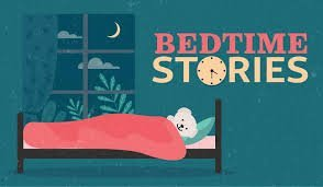 Sunday nights at 8pm- Bedtime stories w/ Ms.D. and Guests