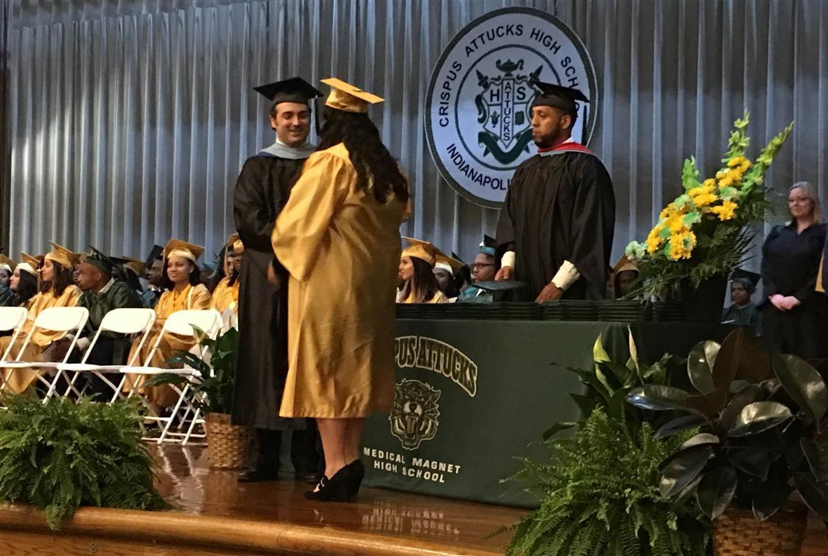 2018 Crispus Attucks Graduation