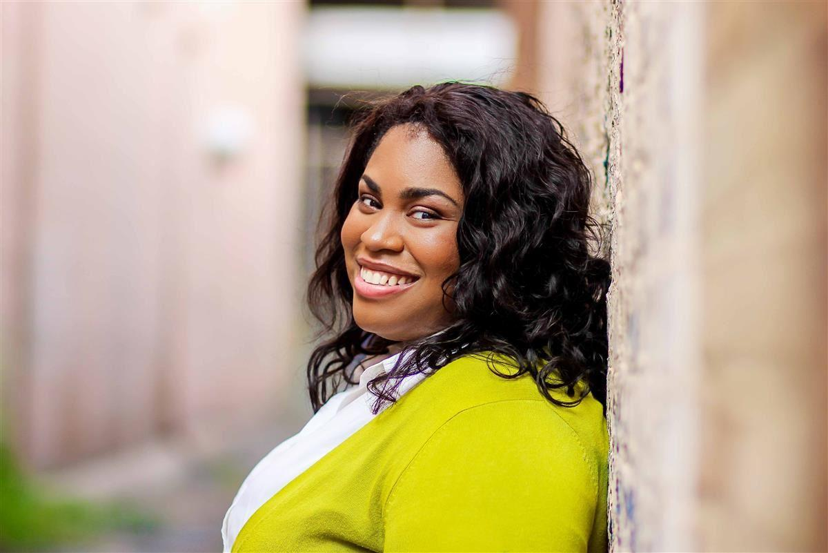 Author Angie Thomas