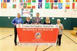 "CFI 84 Named a ""School to Watch"" by IMLEA"