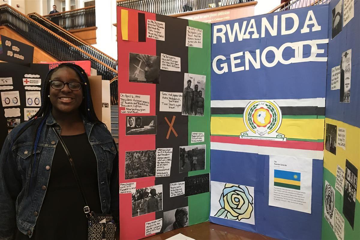 National History Day Competition 2018