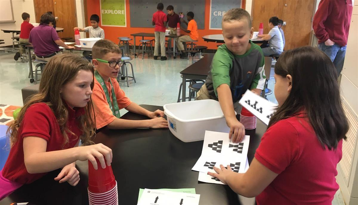 Makerspace at Raymond F. Brandes