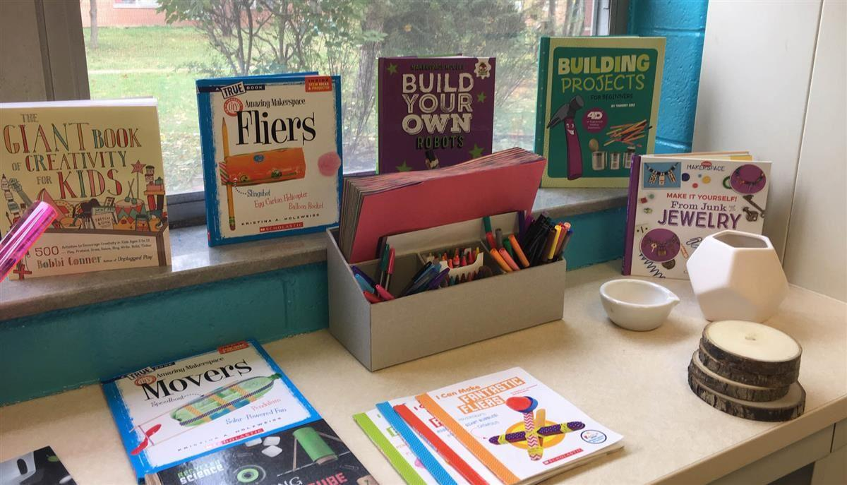 MakerSpace2 at Raymond Brandes