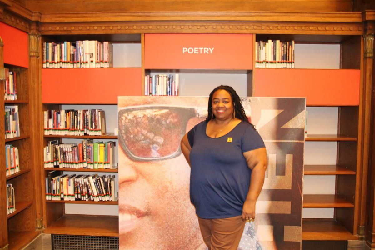 Nichelle Hayes is the director of the new Center for Black Literature & Culture