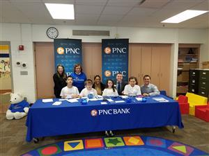PNC School Bank at William McKinley School 39