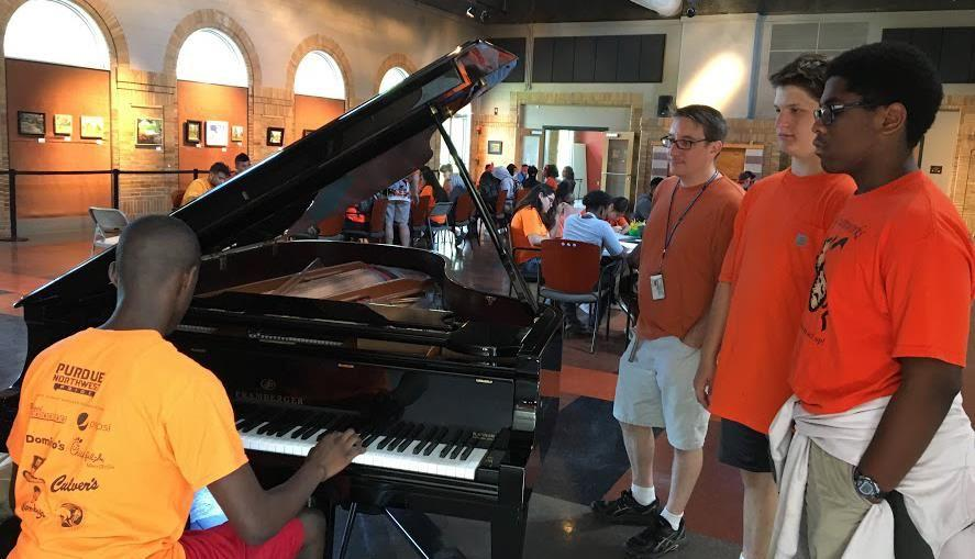 Shortridge students participate in O-Week