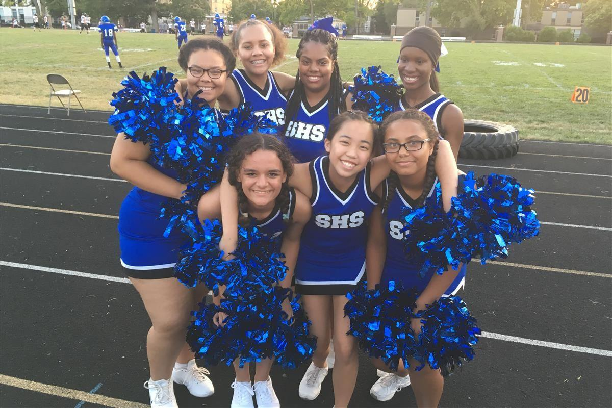 Shortridge Cheerleaders