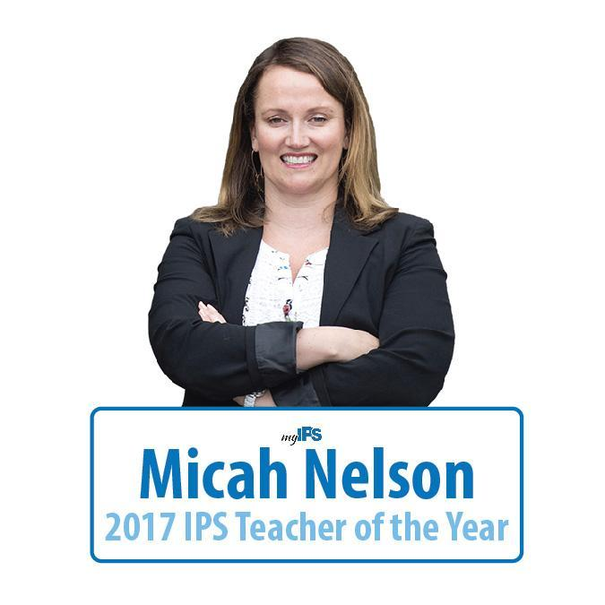 2017 IPS Teacher of the Year Passes the Torch 2