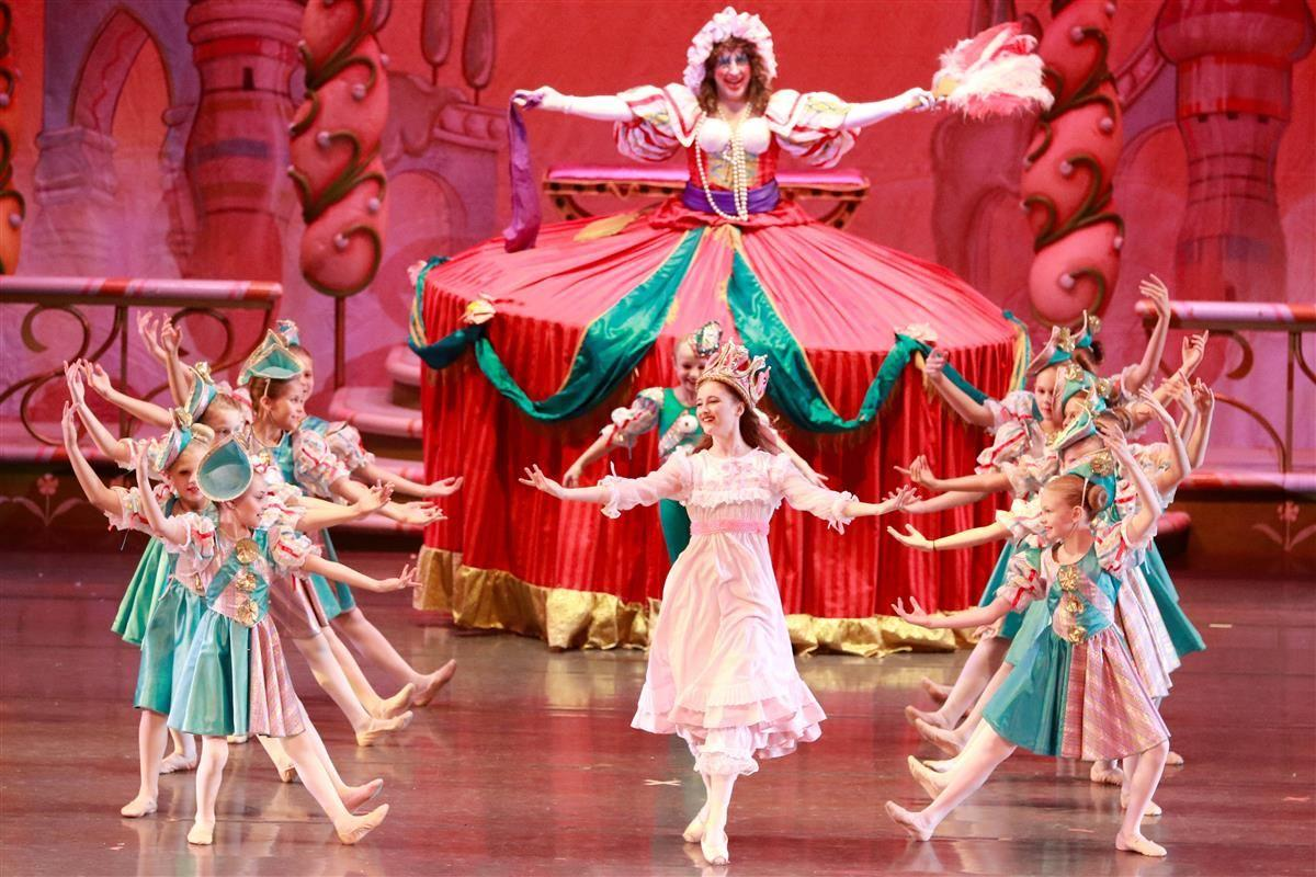 Butler Ballet's The Nutcracker