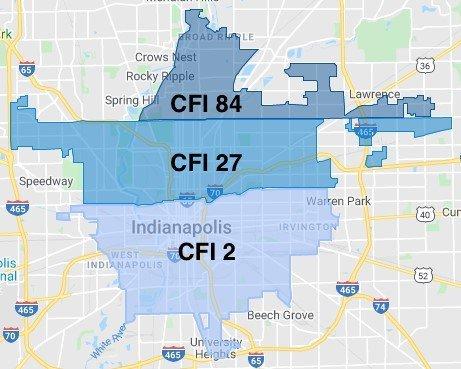 CFI Zones