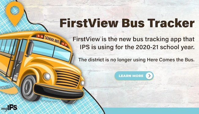 First View Bus Tracker