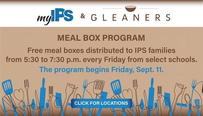 Gleaners Meal box program