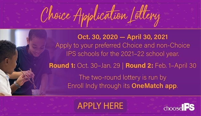 Choice application round 1