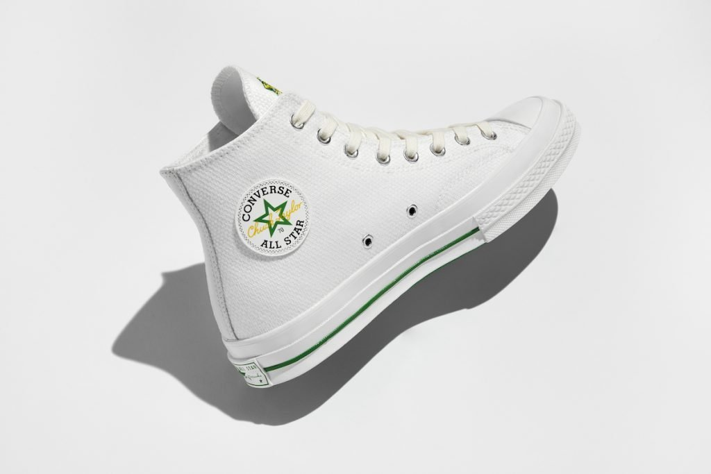 Converse Debuts Crispus Attucks All Star Shoes as Part of Breaking Down Barriers Collection 2