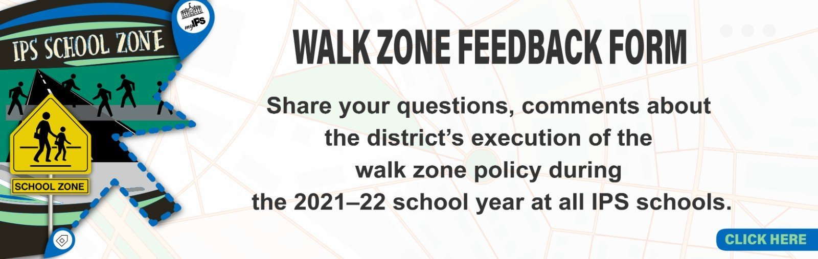 Walk zone feedback form