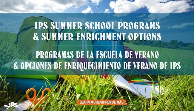 Summer school programs